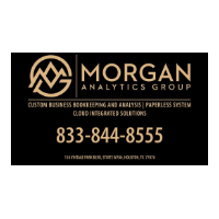 Morgan Analytics | Bookkeeping